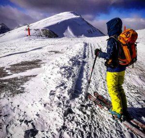 scialpinismo monte fraiteve
